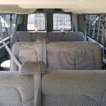 12 Passenger Express Van Interior