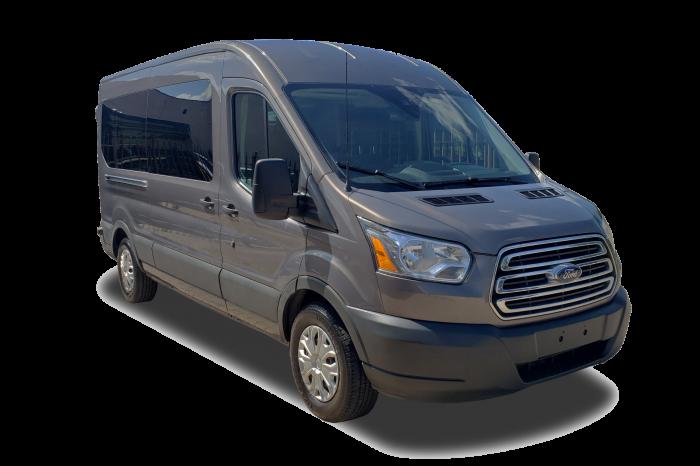 12 Passenger Ford Transit Medium Top