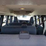 15 Passenger Express Van Interior