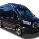 15 Passenger Ford Transit High Top