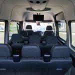 Sprinter 15 Passenger Van Interior