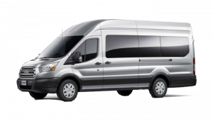 15 Passenger Ford Transit High Top