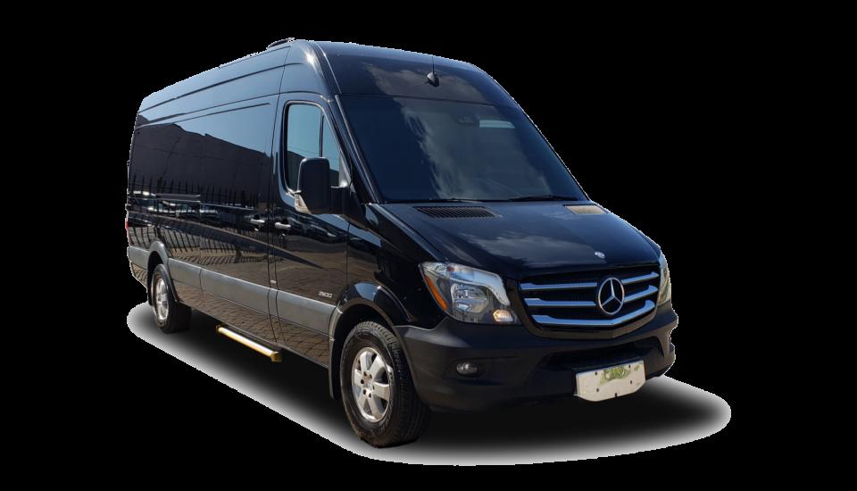 Sprinter 15 Passenger Van