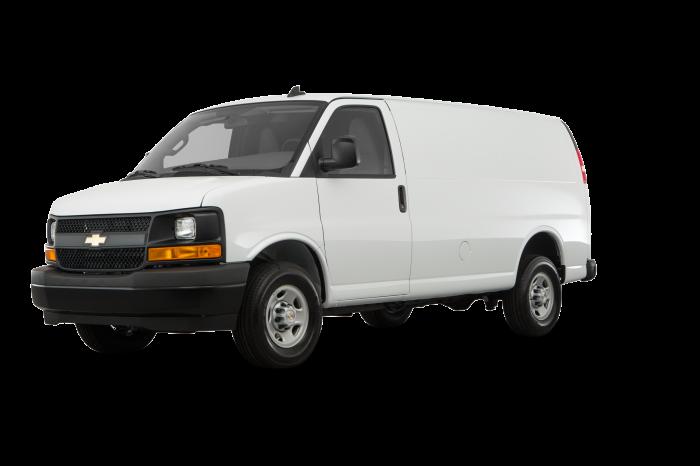 2500 Chevy Cargo Van