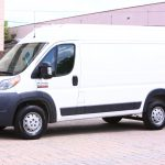 Ram ProMaster® 1500 High Roof Cargo Van